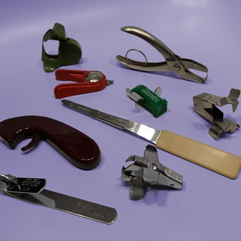 Collection of Staple Removers - Office