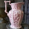 Glazed pitcher