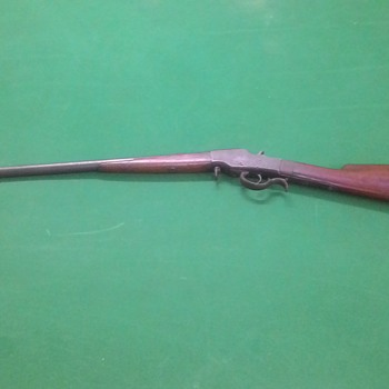 .22 Marwin Hulbert Junior Rifle - Military and Wartime