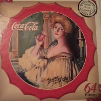 64 pc puzzle... - Coca-Cola