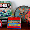 Vintage Educational Toy Collection