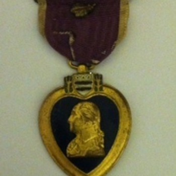 Purple Heart Medal - Military and Wartime