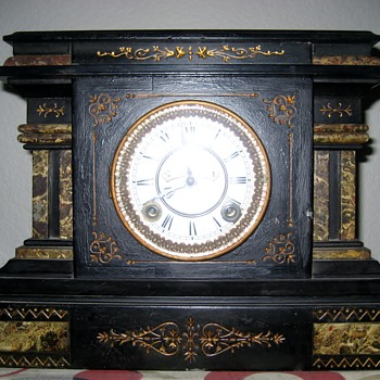 New Haven Mantel Clock Help