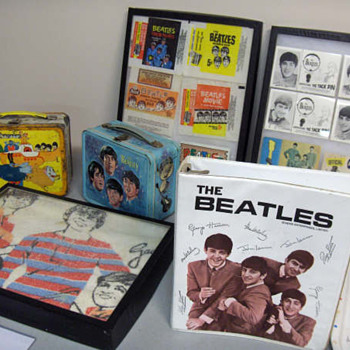 Beatles Odds and Ends... - Music Memorabilia