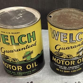 Couple More Oil Quarts - Petroliana