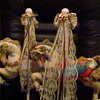 Fabric - Stuffed Carousel Horses