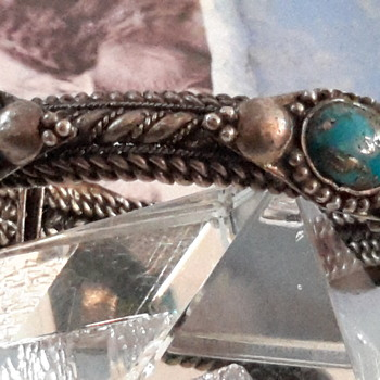 Another  1980s Turkish bracelet