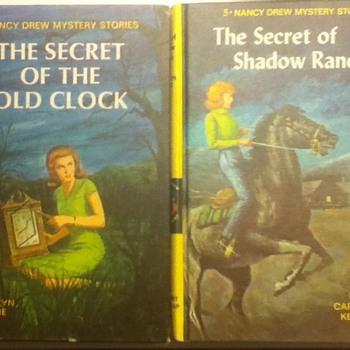 """""""Nancy Drew"""" Books"""