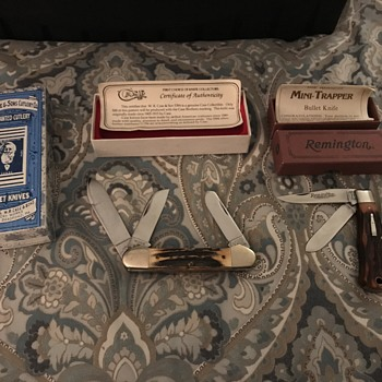 Vintage Pocket Knives and Folding Knives | Collectors Weekly