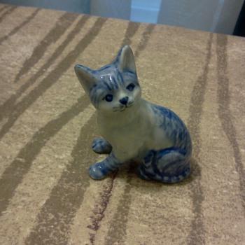 hello little kitty - Pottery