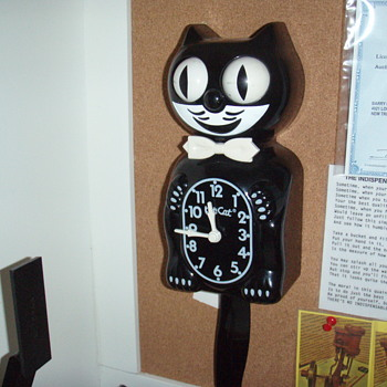 Kit-Cat Clock - Clocks