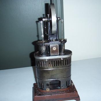 "Carette ""Toy""  hot air engine - circa 1910 - Toys"