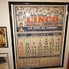 1936 Linco Motor Oils Calendar