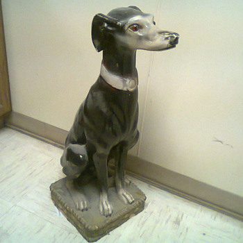 Clay Dog - Pottery