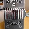 Addiator Patent Duplex Manual Calculator