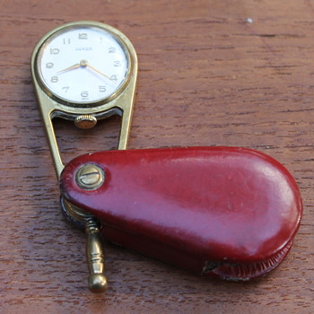 Vintage Luxor swing pocket watch - Pocket Watches