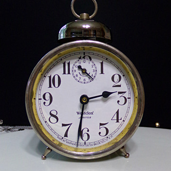 Early 1900s Alarm Clock  - Clocks