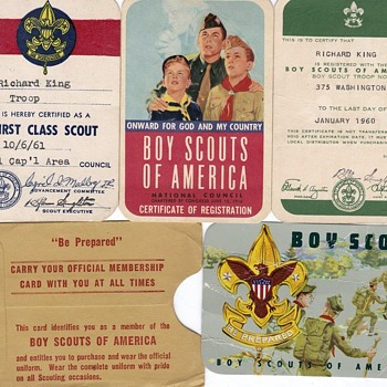 Saturday Evening Scout Post Random Scout Stuff - Sporting Goods