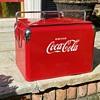 1950's Coca Cola Cooler RESTORATION