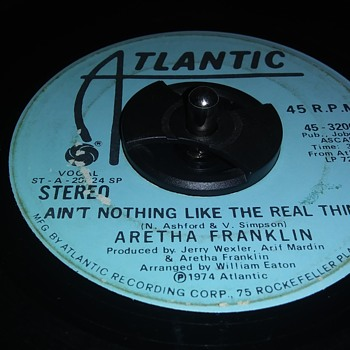 45 RPM SINGLE....#53 - Records