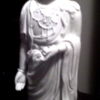 Chinese woman Statue? - Asian