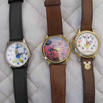 My 'small' collection - Wristwatches
