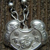 STERLING SILVER 990 NECKLACE + PENDANT CHINESE?KOREAN?