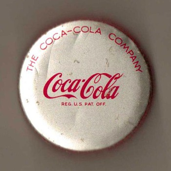 Coca-Cola Gallon Bottle Caps - Coca-Cola