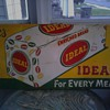 Ideal Bread Metal Sign