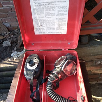 gas mask kit (#3) - Tools and Hardware