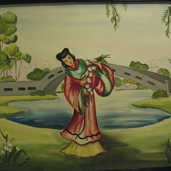 Asian Lady   - Asian
