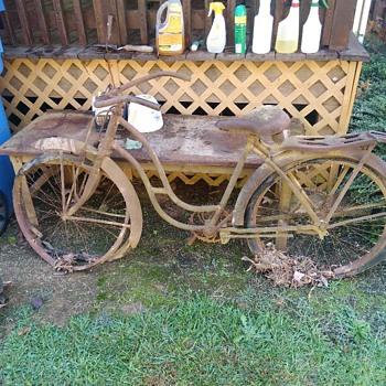 1940's Vintage Bikes - Need Help - Sporting Goods