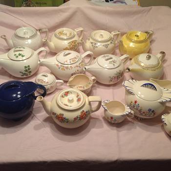 Paden City Teapots - Kitchen