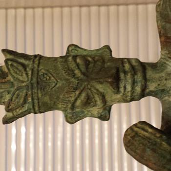 Sanxingdui Statue