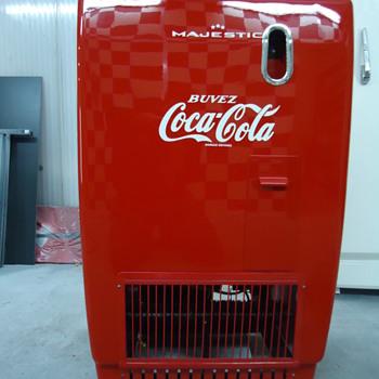 coca cola refrigerator - Coca-Cola