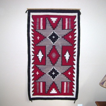 Navajo or ? - Rugs and Textiles