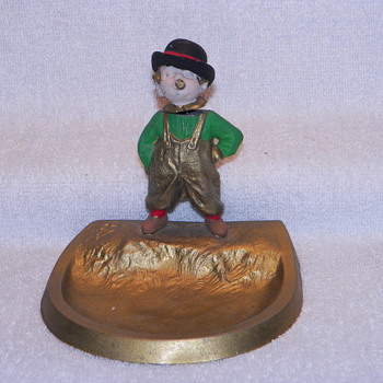 Irish Nodder from Austria - Tobacciana