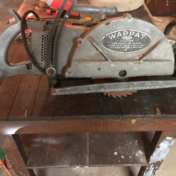 Wappat power hand saw - Tools and Hardware
