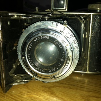 Adler C Camera early 1940,  Japan Company