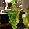 HELP?? Owned for 20 years, researched most all Art Glass Co's Moser, Egermann, Baccarat, etc..