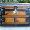 My Latest Trunk 1873 Romadka Bros. Travel Trunk