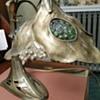 Strange old lamp