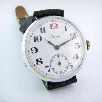 Alpina WW1 Tranch Watch