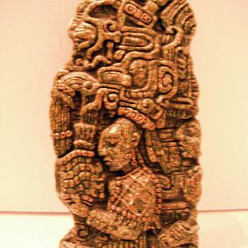 Aztec? Mayan? piece