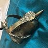 Ancient Battle Stirrup Brass