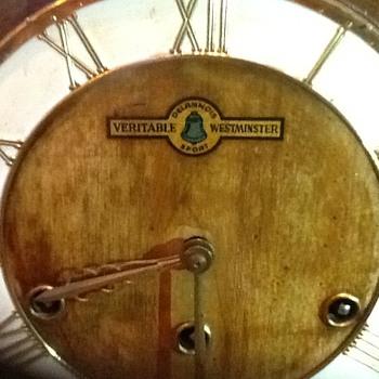 Veritable Westminster Delannois Sport - Clocks