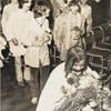 1967 photo of the Beatles with Maharishi Mahesh Yogi