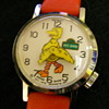 Circa 1980 Big Bird (animated head) Wristwatch