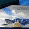 Cathay Pacific 50 year Commemorative Hong Kong Telecom phone cards.