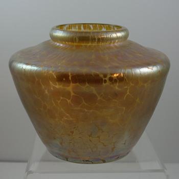 Loetz Candia Papillon, Prod. Nr. I/7549, 1898 - Art Glass